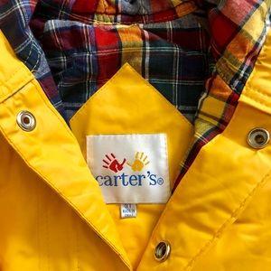 Carter 3T raincoat ☔️ BRIGHT Yellow